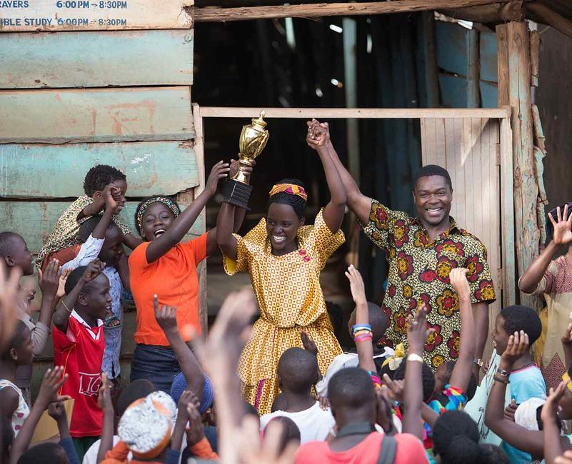 Queen of Katwe Photos + Posters