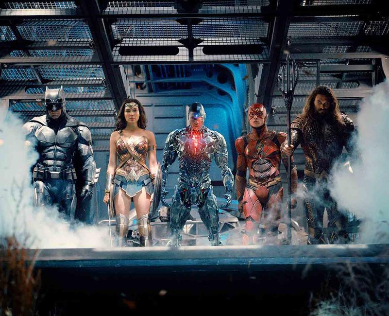Justice League (2017) Photos + Posters