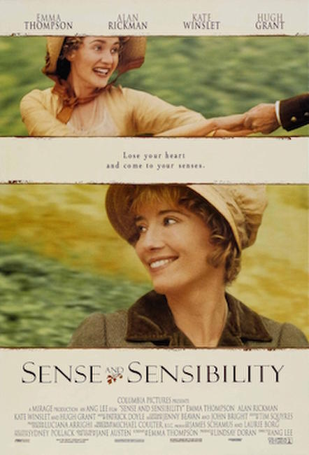 SENSE AND SENSIBILITY/TRULY, MADLY, DEEPLY Photos + Posters