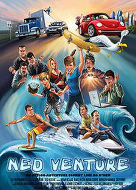 Ned Venture Photos + Posters