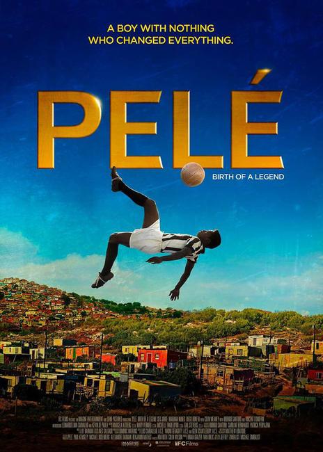 Pelé: Birth of a Legend Photos + Posters