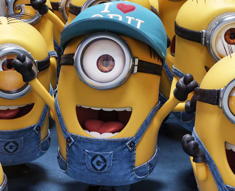 Despicable Me 3 Photos + Posters