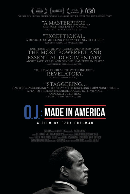 O.J.: Made in America Photos + Posters