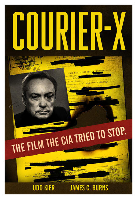 Courier-X Photos + Posters
