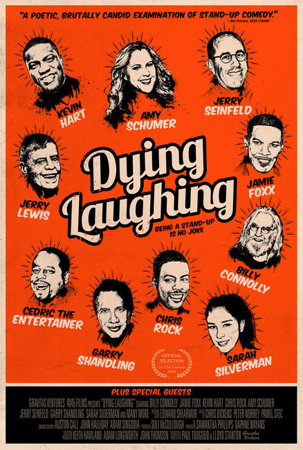 Dying Laughing Photos + Posters