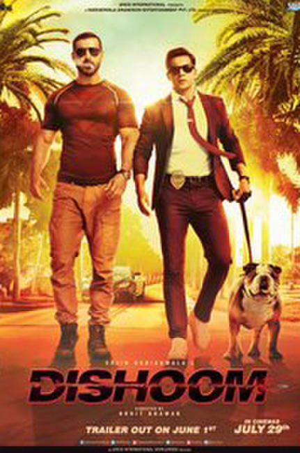 Dishoom Photos + Posters