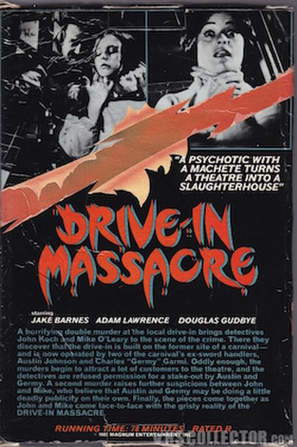 Drive-In Massacre/Bag Boy Lover Boy/Beyond The Darkness Photos + Posters