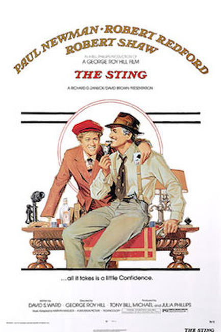 The Sting/Paper Moon Photos + Posters