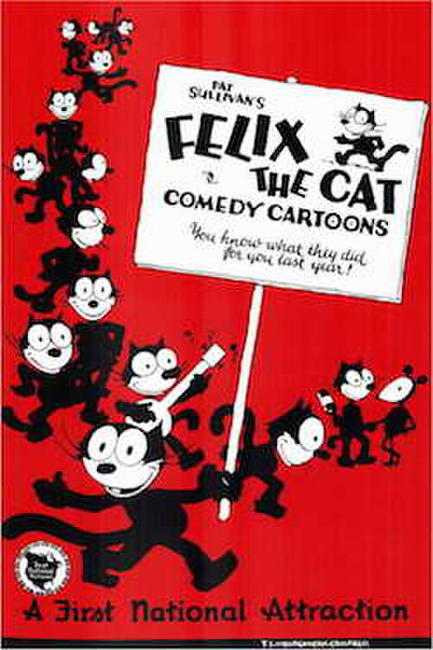 Felix the Cat's Silent Animation Spectacular Photos + Posters