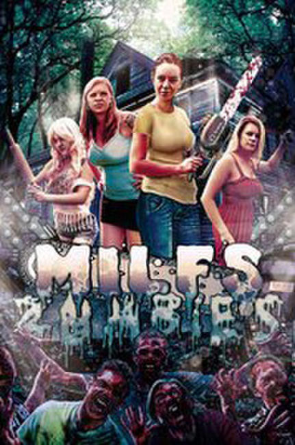 Milfs vs. Zombies Photos + Posters