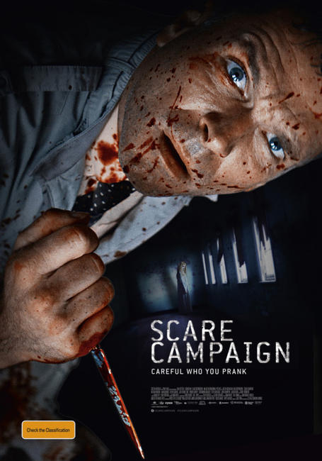 Scare Campaign Photos + Posters