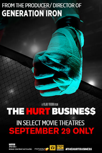 THE HURT BUSINESS Photos + Posters