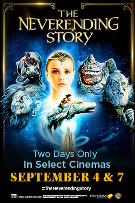 The NeverEnding Story Event (1984) Photos + Posters