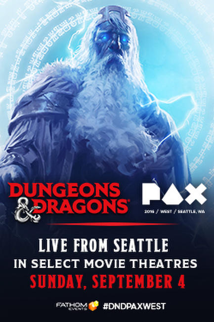 Dungeons & Dragons: PAX West Photos + Posters