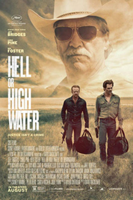 Hell or High Water – Live Simulcast Q&A Event Photos + Posters