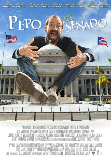 Vote for Pepo (Pepo Pa'l Senado) Photos + Posters