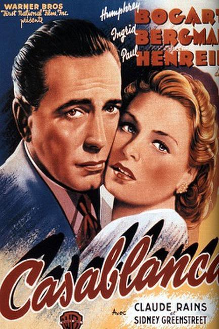 Casablanca/Chinatown Photos + Posters