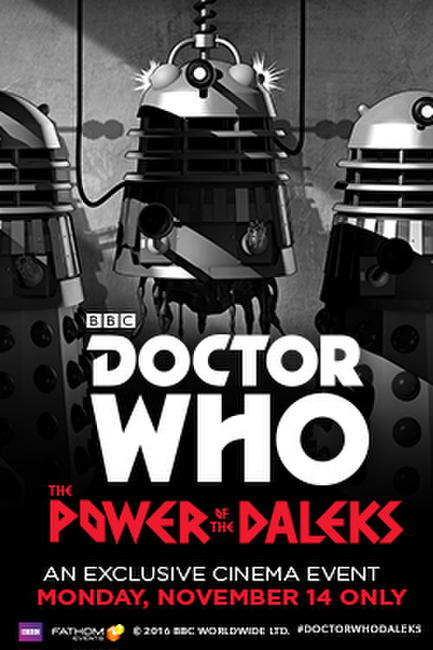 Doctor Who (Animated): The Power of the Daleks Photos + Posters