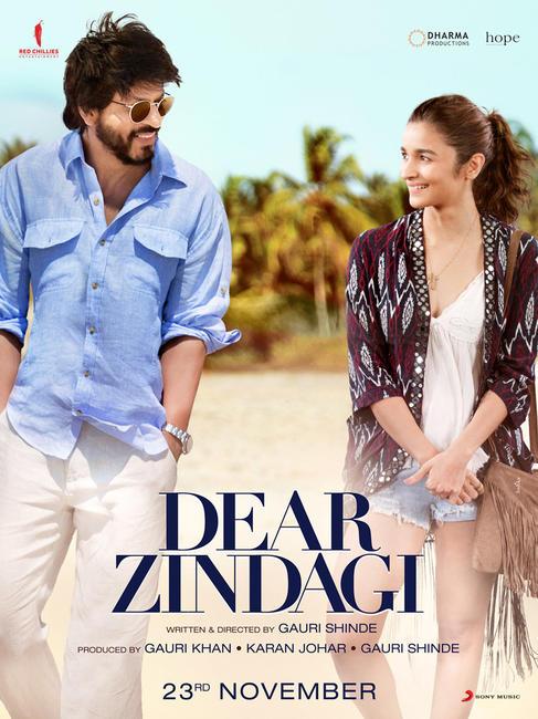 Dear Zindagi Photos + Posters