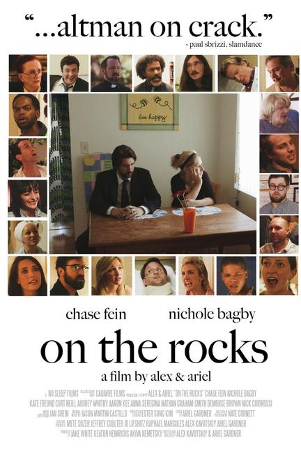On the Rocks Photos + Posters