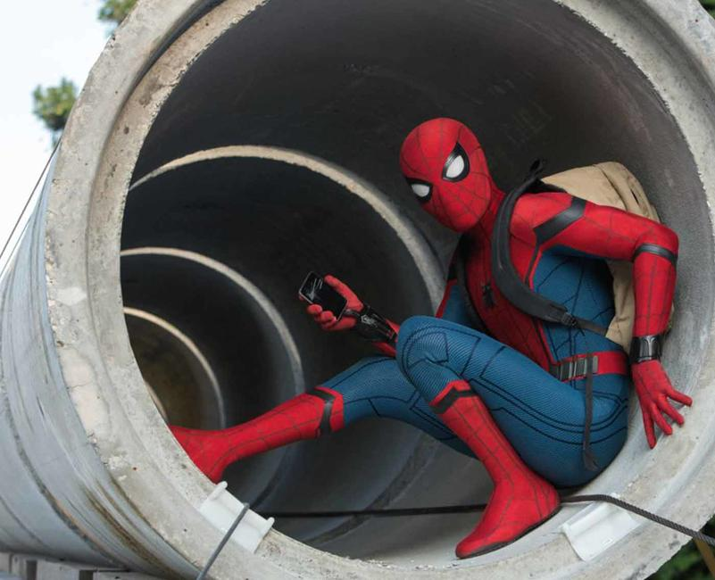 Spider-Man: Homecoming Photos + Posters