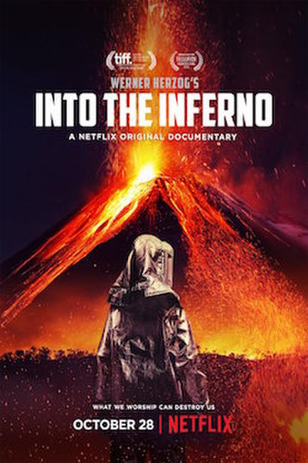 INTO THE INFERNO/ENCOUNTERS AT THE END OF THE WORLD Photos + Posters