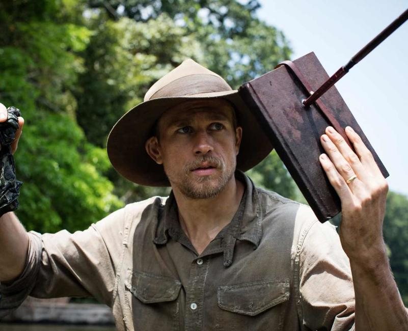 The Lost City of Z Photos + Posters
