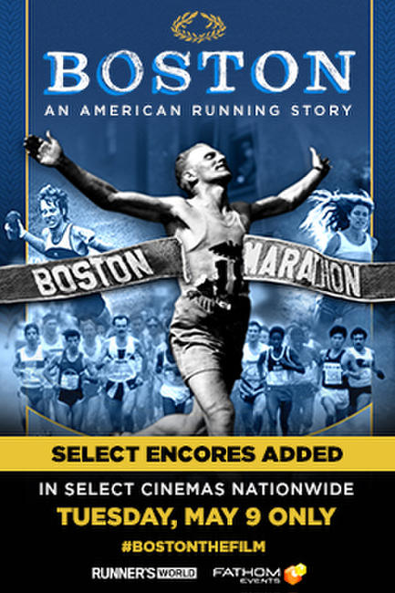BOSTON: An American Running Story Photos + Posters