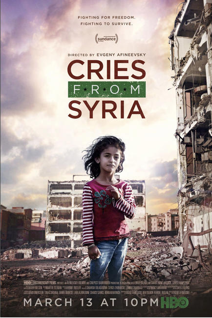 Cries From Syria Photos + Posters