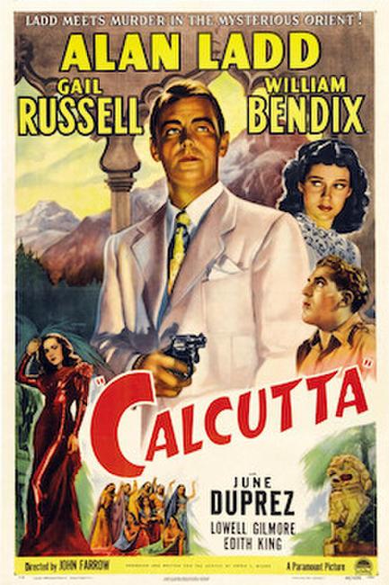 CALCUTTA/BACKLASH Photos + Posters