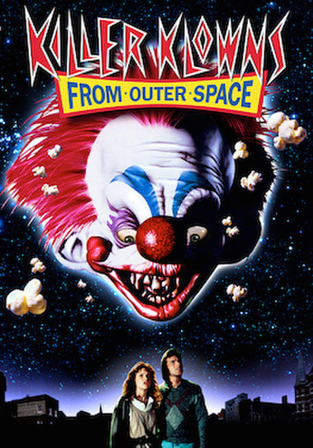 KILLER KLOWNS FROM OUTER SPACE/THE FUNHOUSE/BLOOD Photos + Posters