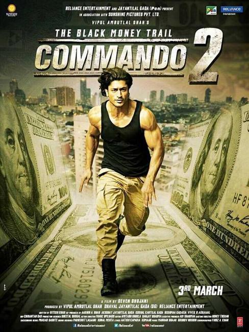 Commando 2 Photos + Posters