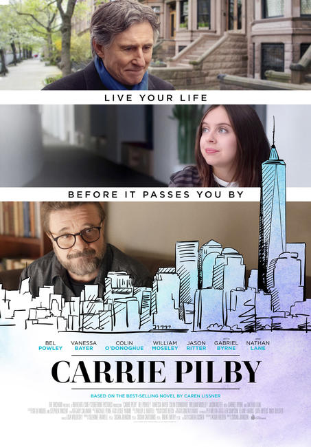Carrie Pilby Photos + Posters