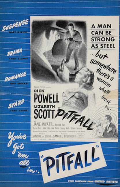 TWO GIRLS ON THE STREET/PITFALL Photos + Posters