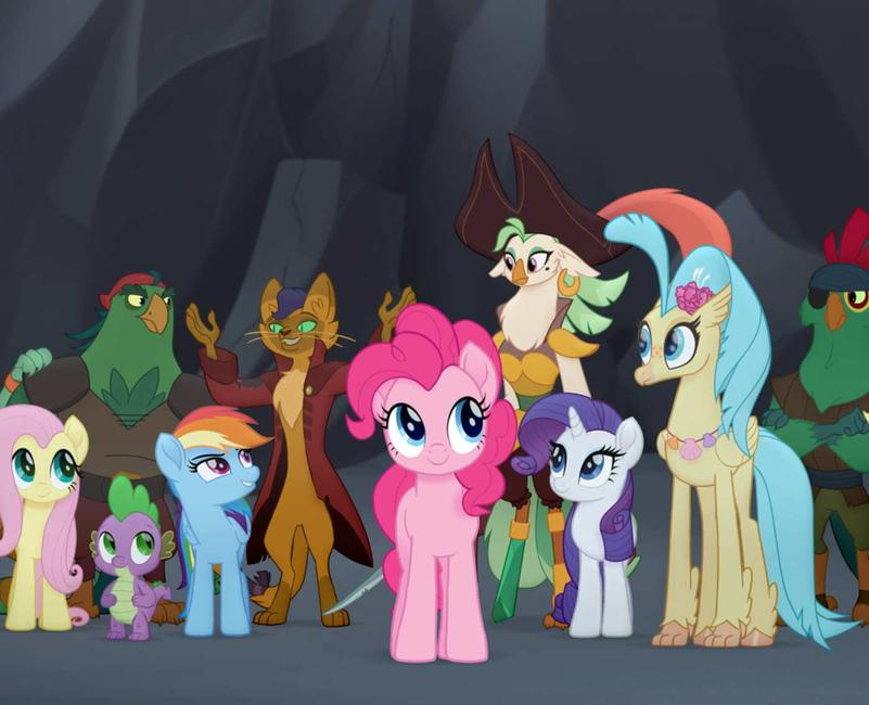 My Little Pony: The Movie Photos + Posters