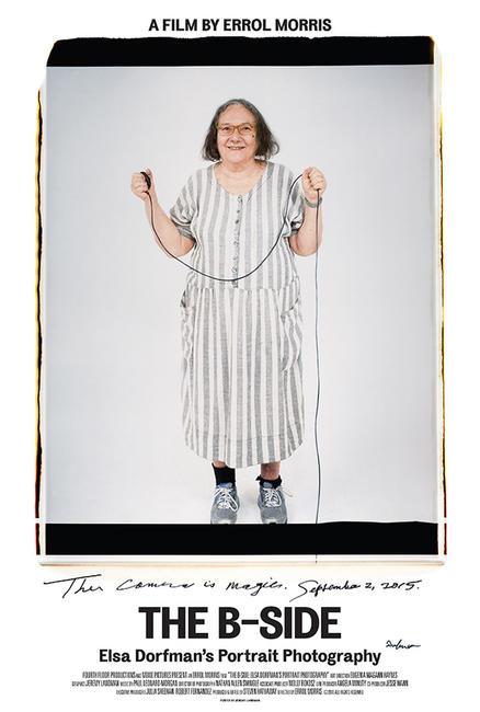 The B-Side: Elsa Dorfman's Portrait Photography Photos + Posters