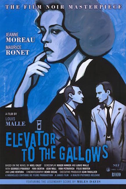 ELEVATOR TO THE GALLOWS/LE MONTE-CHARGE Photos + Posters