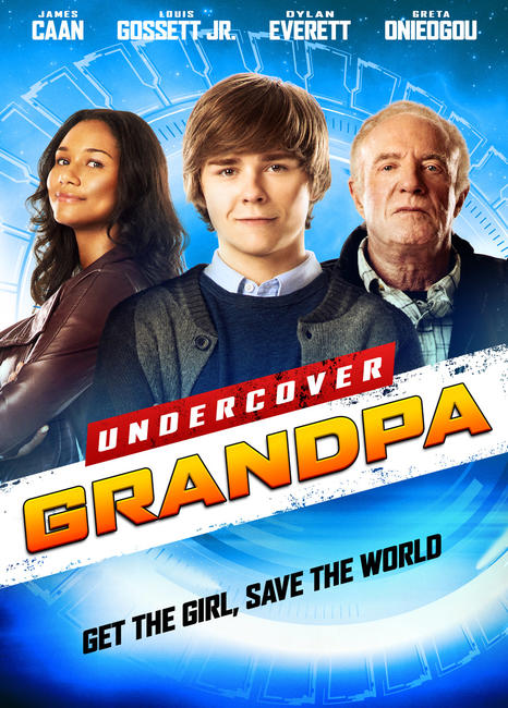 Undercover Grandpa Photos + Posters
