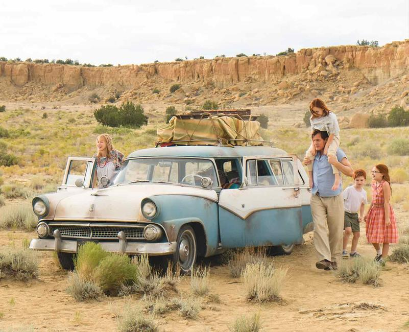The Glass Castle Photos + Posters