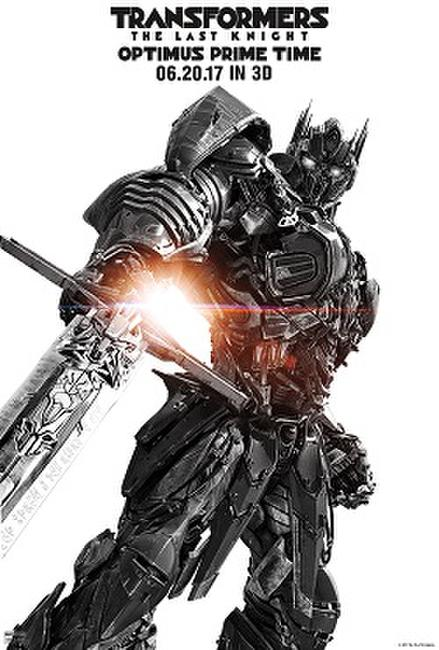 Transformers: The Last Knight Optimus Prime Time Photos + Posters