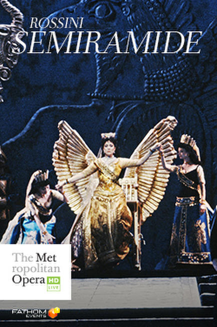 The Metropolitan Opera: Semiramide Photos + Posters