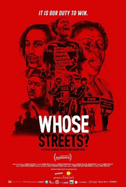 DONT SLEEP Discussion Series: WHOSE STREETS? Photos + Posters