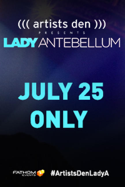 Artists Den Presents Lady Antebellum Photos + Posters