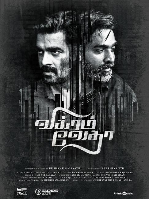 Vikram Vedha Photos + Posters