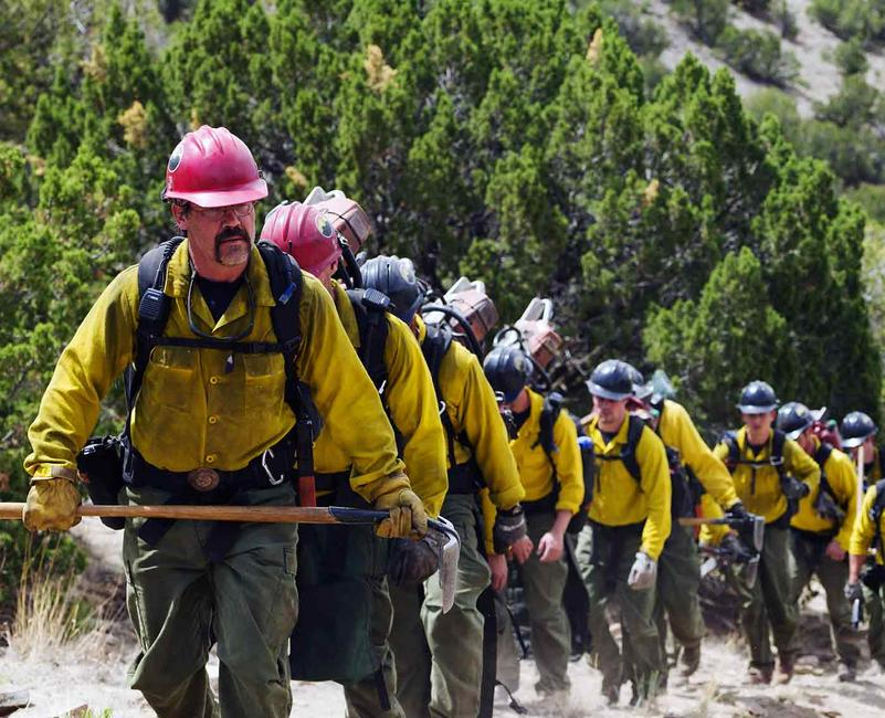 Only the Brave Photos + Posters