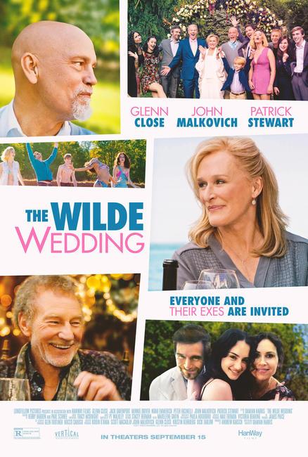 The Wilde Wedding Photos + Posters