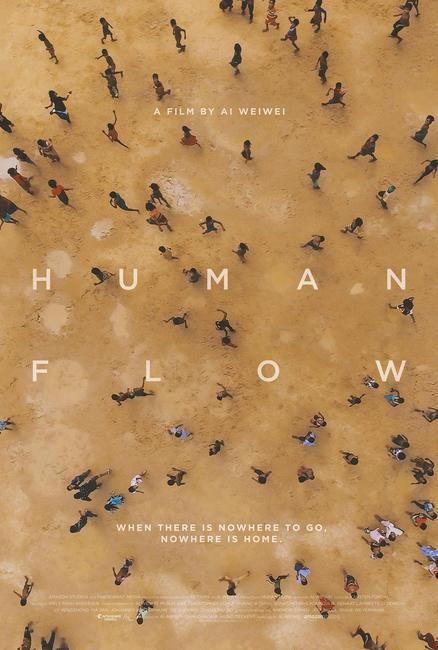 Human Flow Photos + Posters
