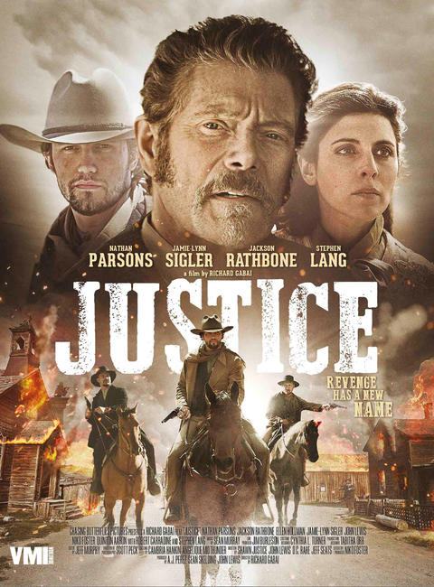 Justice (2017) Photos + Posters