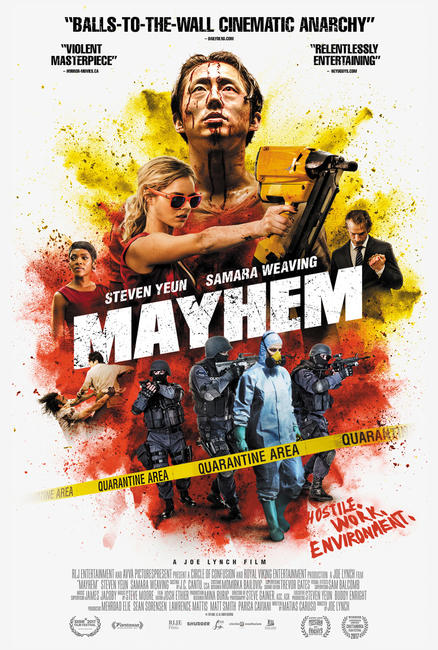 Mayhem Photos + Posters