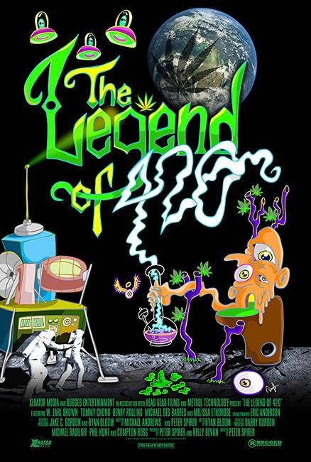 The Legend of 420 Photos + Posters